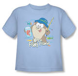 Toddler: Baby Looney Tunes -  Here Fishy Fishy Shirts