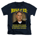 Juvenile: NCIS - Rule 23 Shirts