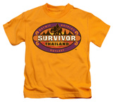 Youth: Survivor - Thailand T-shirts