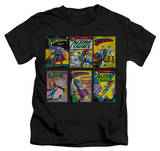 Juvenile: Superman - Superman Covers T-shirts