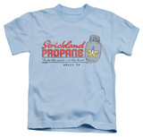 Youth: King Of The Hill - Strickland Propane T-shirts