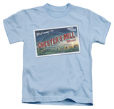 Youth: Under The Dome - Postcard T-Shirt