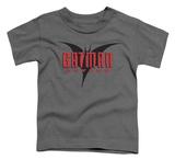 Toddler: Batman Beyond - Batman Beyond Logo Shirt