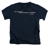 Youth: The Good Wife - Law Offices T-shirts