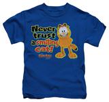Juvenile: Garfield - Smiling Shirts