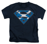 Juvenile: Superman - Scottish Shield T-Shirt