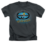 Youth: Survivor - Off My Island T-shirts