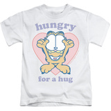 Juvenile: Garfield - Hungry For A Hug T-Shirt