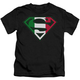 Juvenile: Superman - Italian Shield Shirts