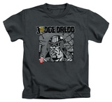 Youth: Judge Dredd - Fenced T-Shirt