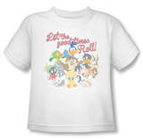 Toddler: Baby Looney Tunes -  Let The Good Times Roll Shirts
