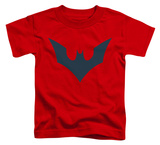 Toddler: Batman Beyond - Beyond Bat Logo T-Shirts