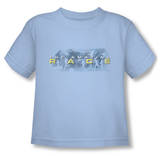 Toddler: Amazing Race - In The Clouds Shirts