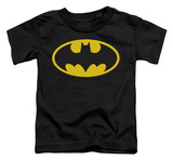 Toddler: Batman - Classic Logo T-shirts