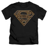 Juvenile: Superman - Aztec Shield T-shirts