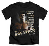 Youth: Muhammad Ali - Convince The World T-Shirt