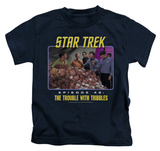 Juvenile: Star Trek - The Trouble With Tribbles T-Shirt