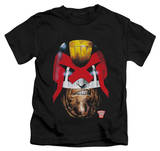 Juvenile: Judge Dredd - Dredd's Head T-shirts