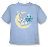 Toddler: Baby Looney Tunes -  Night Owl T-shirts