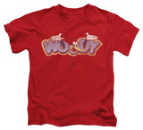 Youth: Woody Woodpecker - Sketchy Bird T-Shirt