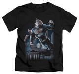 Juvenile: Superman - Night Fight T-Shirt