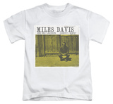 Youth: Miles Davis - Miles And Milt T-shirts