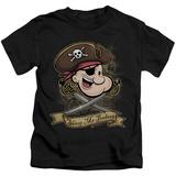 Juvenile: Popeye - Shiver Me Timbers T-shirts