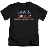 Youth: Law & Order: SVU - Logo T-Shirt