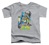 Toddler: Batman - Heroic Trio Shirt