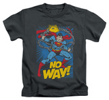 Youth: Superman - No Way T-shirts