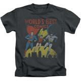 Juvenile: Justice League - Worlds Best Shirts