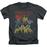 Youth: Justice League - Worlds Best Shirts