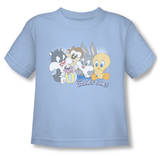 Toddler: Baby Looney Tunes -  Butterfly Group T-shirts