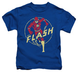 Juvenile: The Flash - Flash Comics T-Shirt