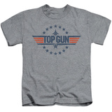 Youth: Top Gun - Star Logo Shirts