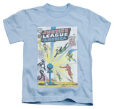 Youth: Justice League - Vintage Cover 12 Shirts