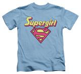 Juvenile: Superman - I'm A Supergirl T-shirts