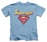 Youth: Superman - I'm A Supergirl T-shirts