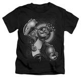 Youth: Popeye - Spinach King T-shirts