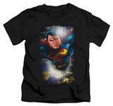 Juvenile: Superman - In The Sky T-Shirt