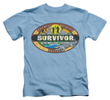 Juvenile: Survivor - Redemption Island Shirts