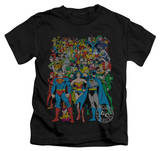 Juvenile: Justice League - Original Universe T-Shirt
