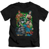 Juvenile: Justice League - Will Power T-shirts