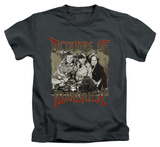 Juvenile: The Three Stooges - Moronica T-shirts