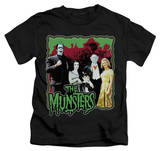 Juvenile: The Munsters - Normal Family T-shirts