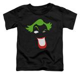 Toddler: Batman - Joker Simplified Shirt
