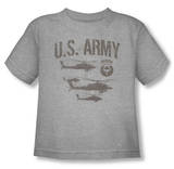 Toddler: Army - Airborne T-shirts