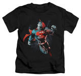 Juvenile: Superman - Up In The Sky Shirts