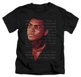 Youth: Muhammad Ali - Champion's Speech T-Shirt