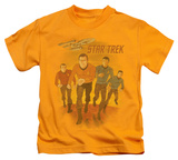 Juvenile: Star Trek - Animated Shirt